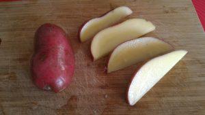 patate a spicchi